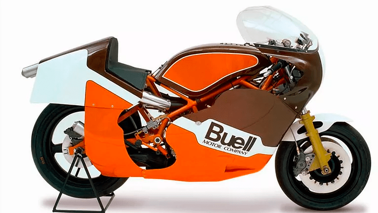 picture of 1984 Buell RW750