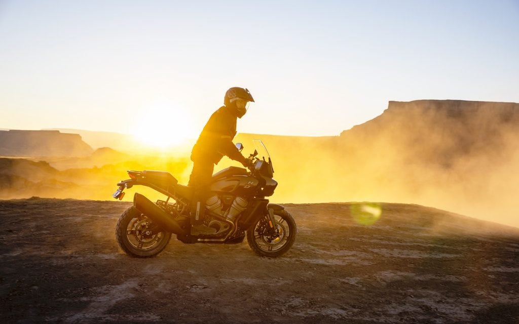 Harley to Tour the Pan America