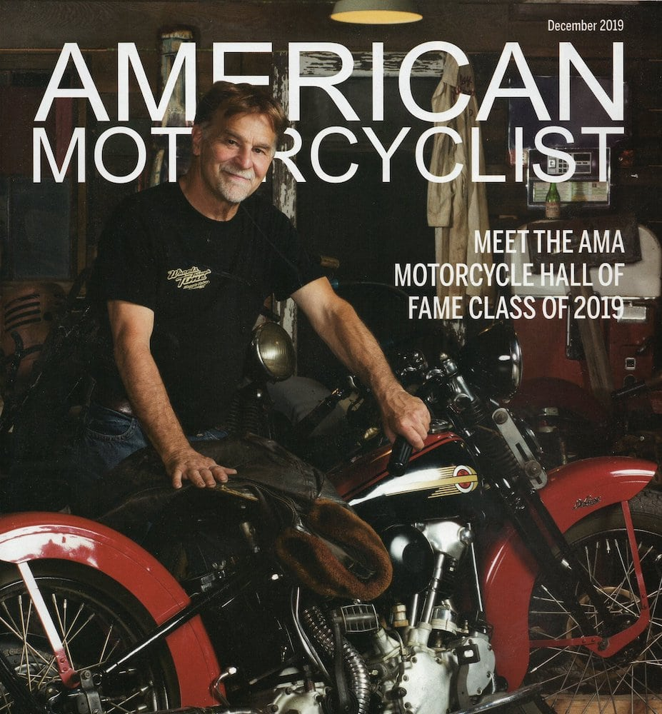 picture of American Motorcyclist Dale Walksler