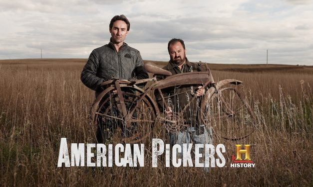 American Pickers: Of Mice & Motorcycles