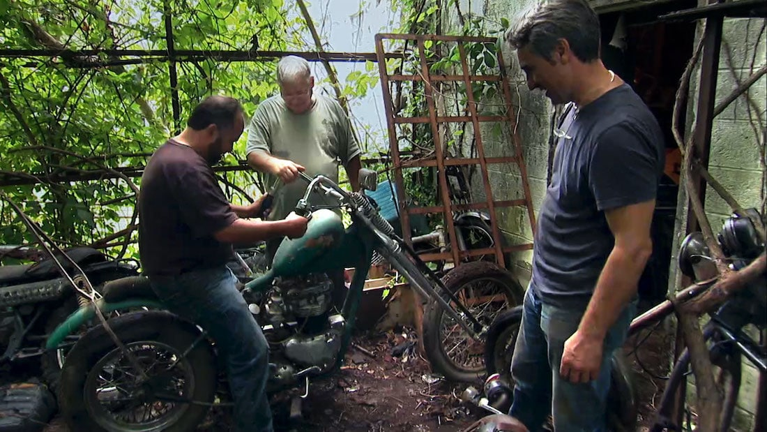 picture of American Pickers Motor Mountain