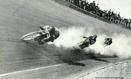 Legendary Bikes: Board Track Racing