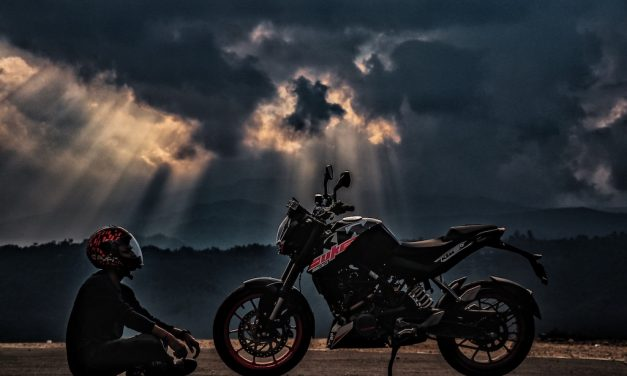 Motorcycling's 2020 Silver Lining
