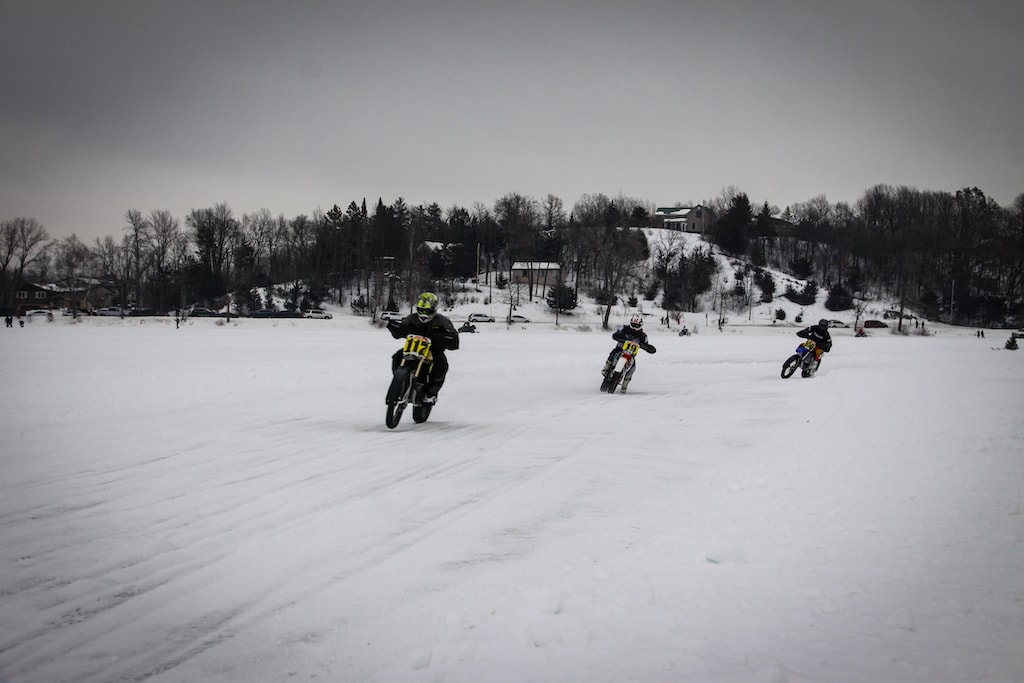 picture of AMA Ice Racing