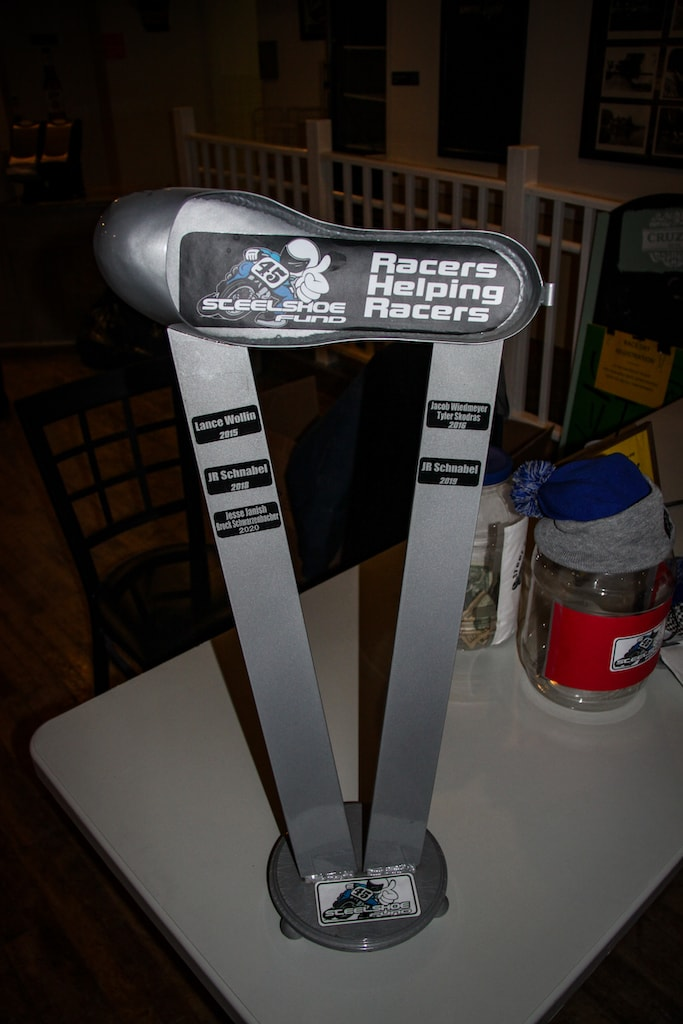 picture of Steel Shoe Fund trophy