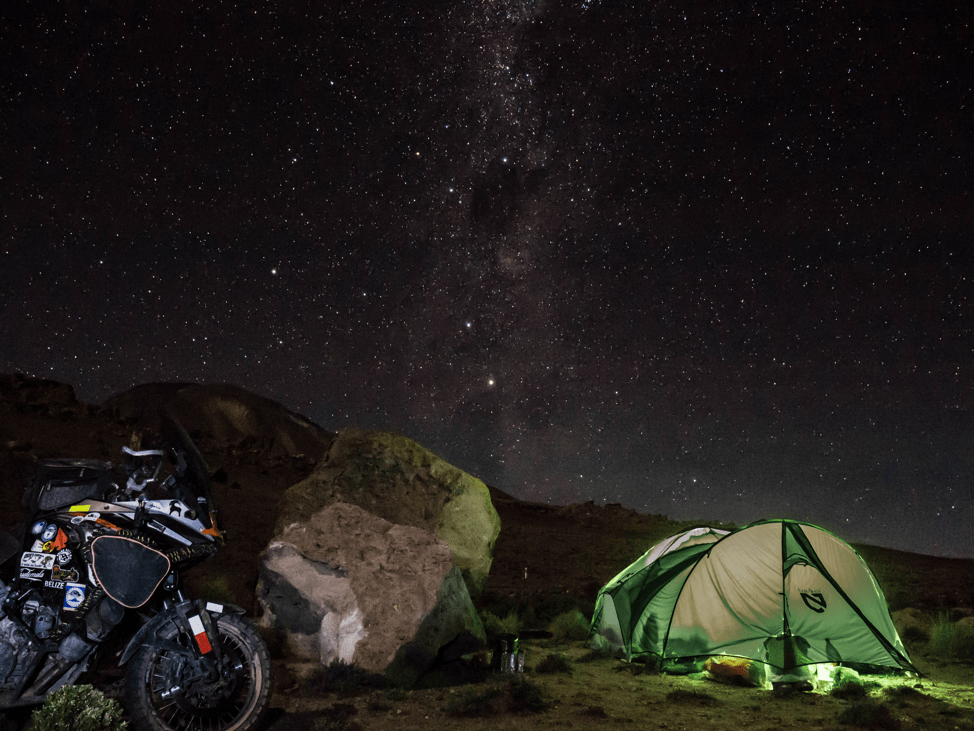 picture of Night Camping