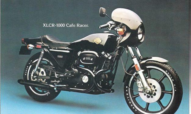 Legendary Bikes: 1977-79 Harley-Davidson XLCR