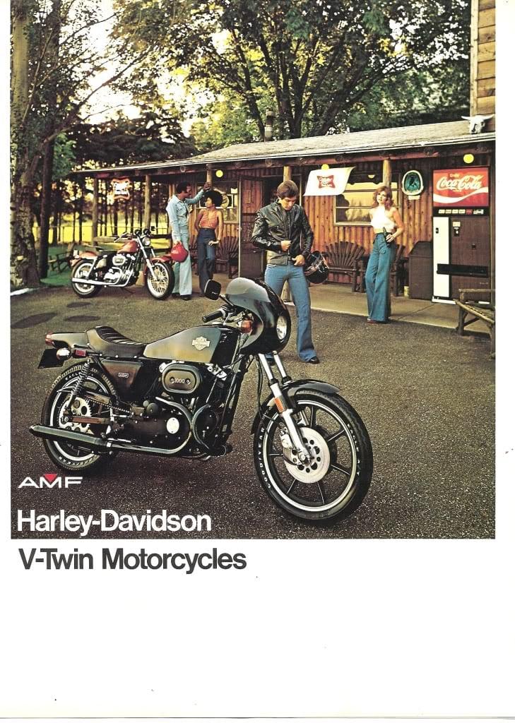 picture of harleydavidson1977xlcrad