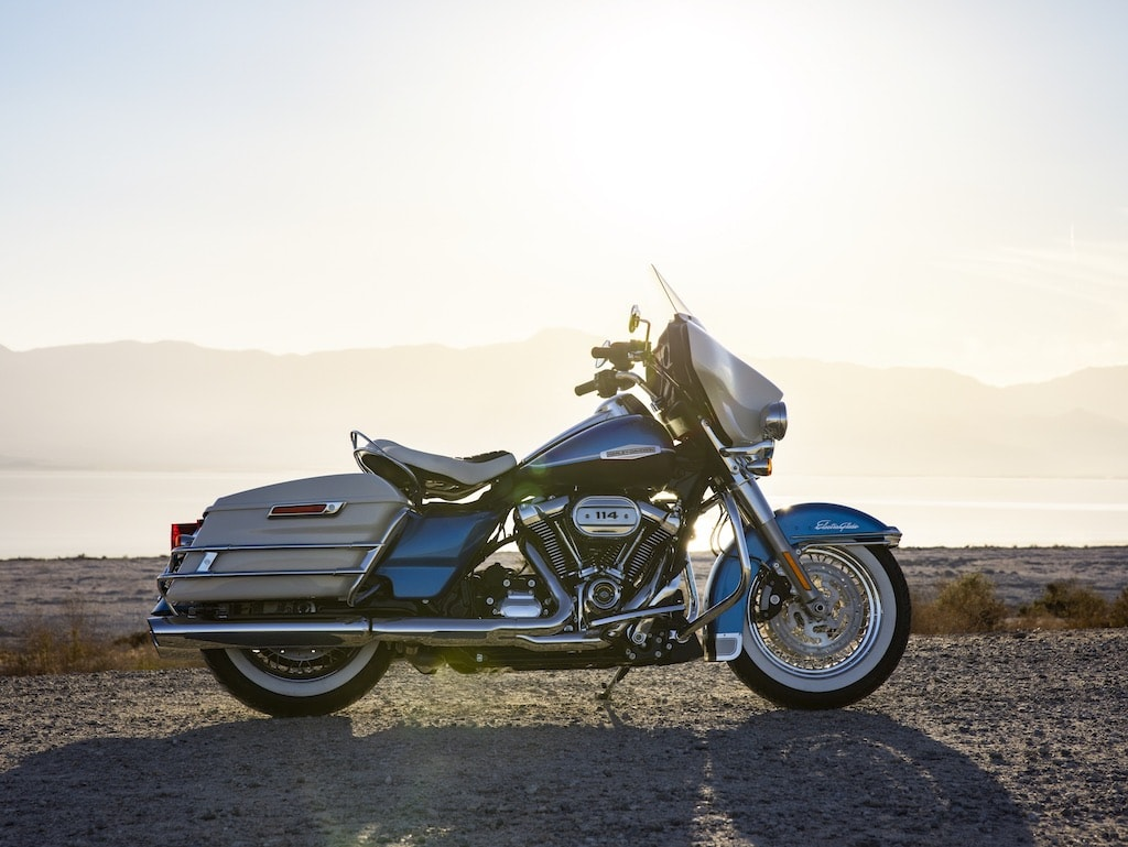 picture of ElectraGlide Revival