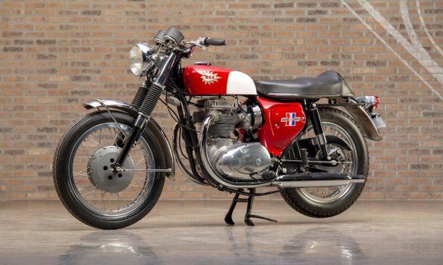 Legendary Bikes: 1967 BSA Spitfire Special MKIII