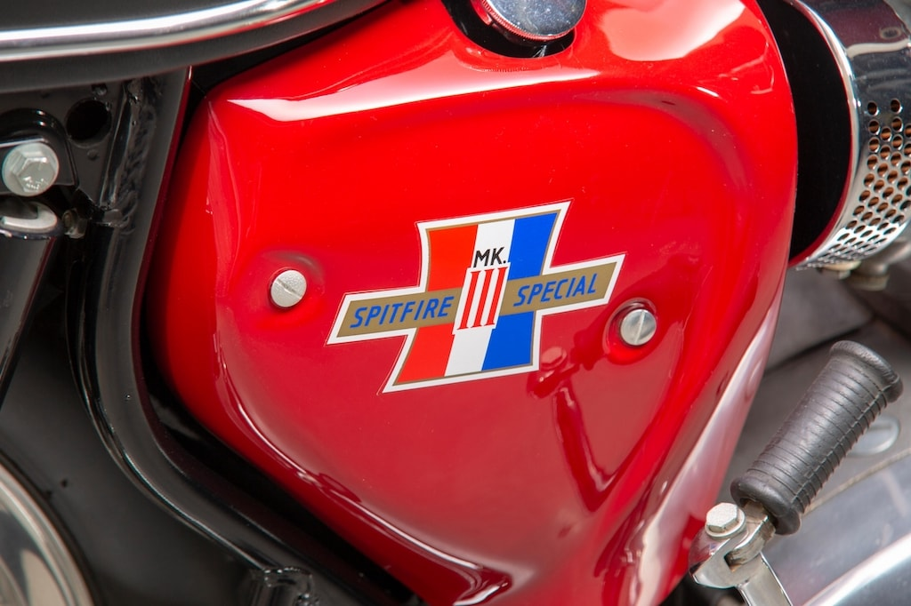 picture of BSA Spitfire