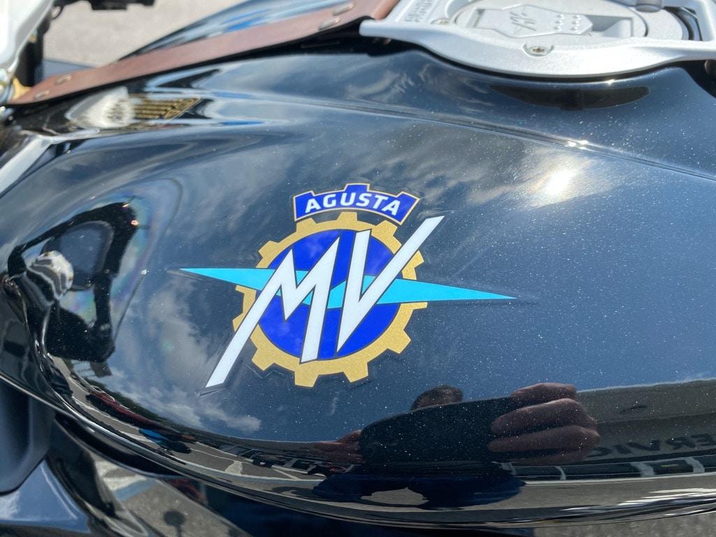 picture of MV Agusta Superveloce Black