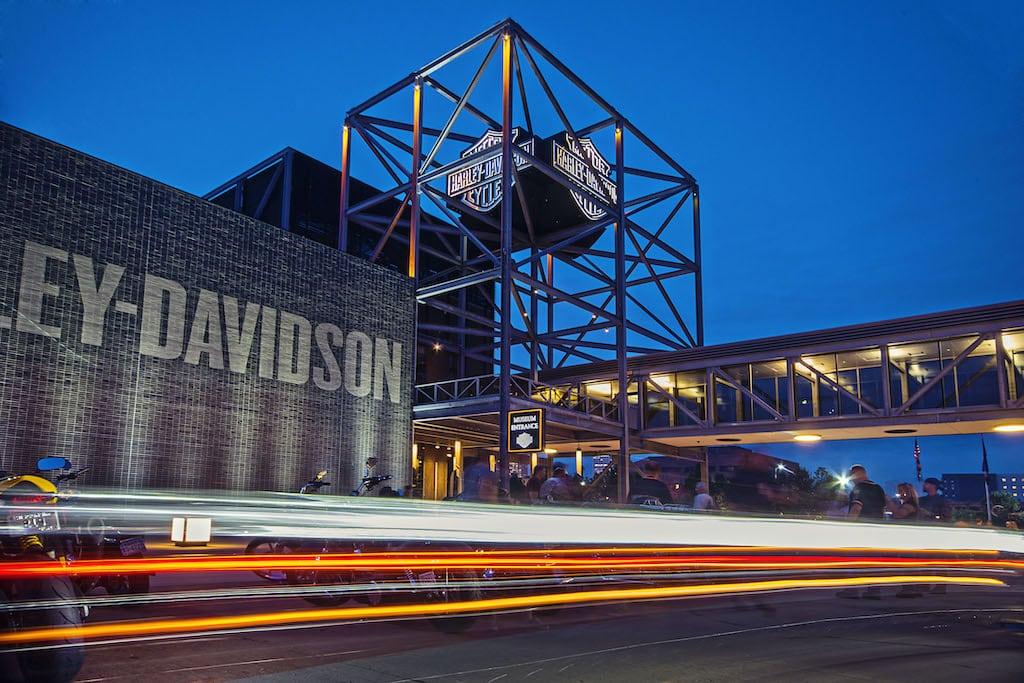 picture of Harley-Davidson Museum Bike Night