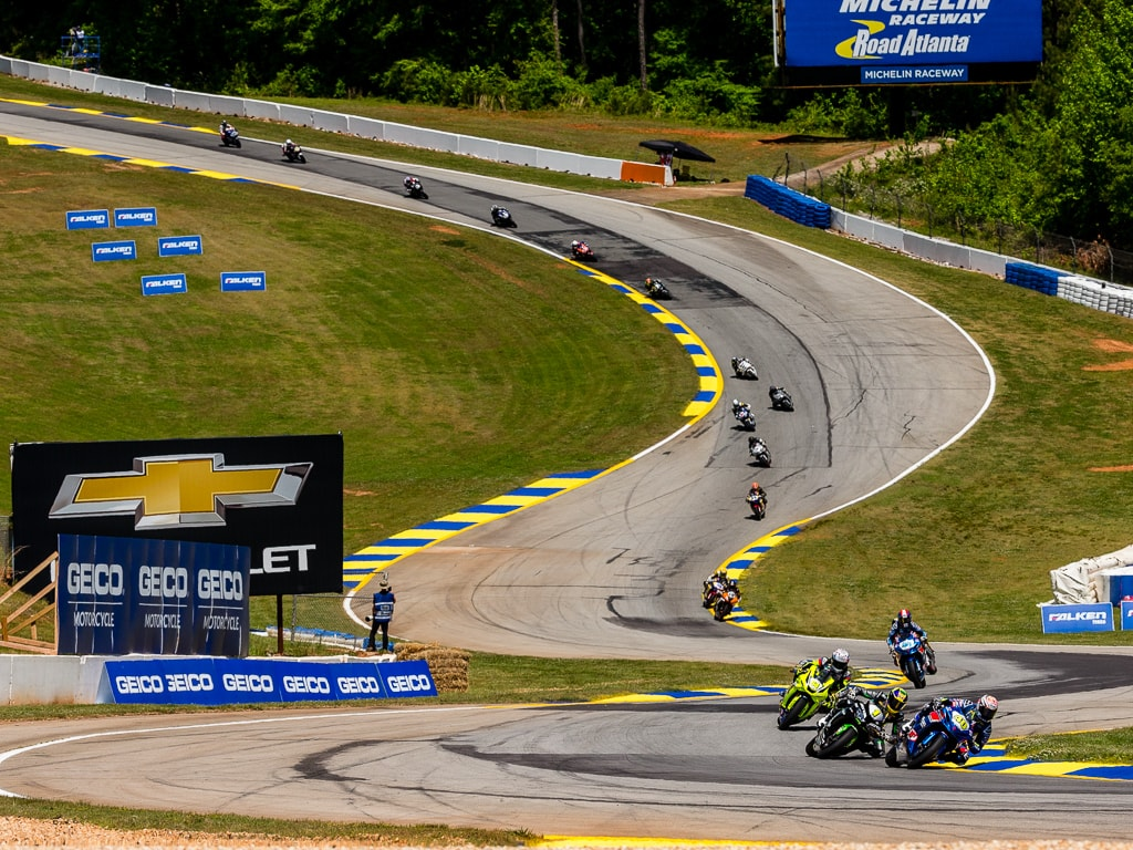 picture of MotoAmerica Tim Lester images