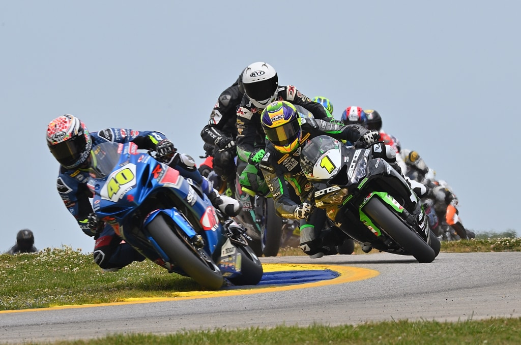 picture of MotoAmerica Dean Phelps Photography