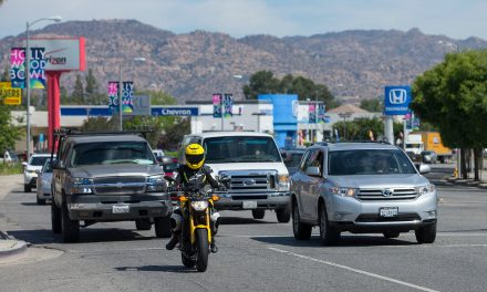 Congress Moves On Motorcycle Safety