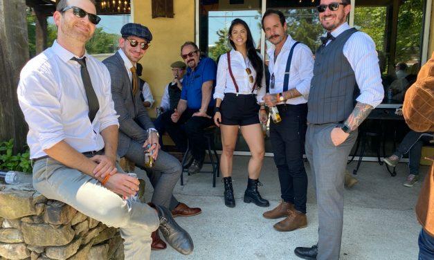 The 2021 Distinguished Gentleman's Ride