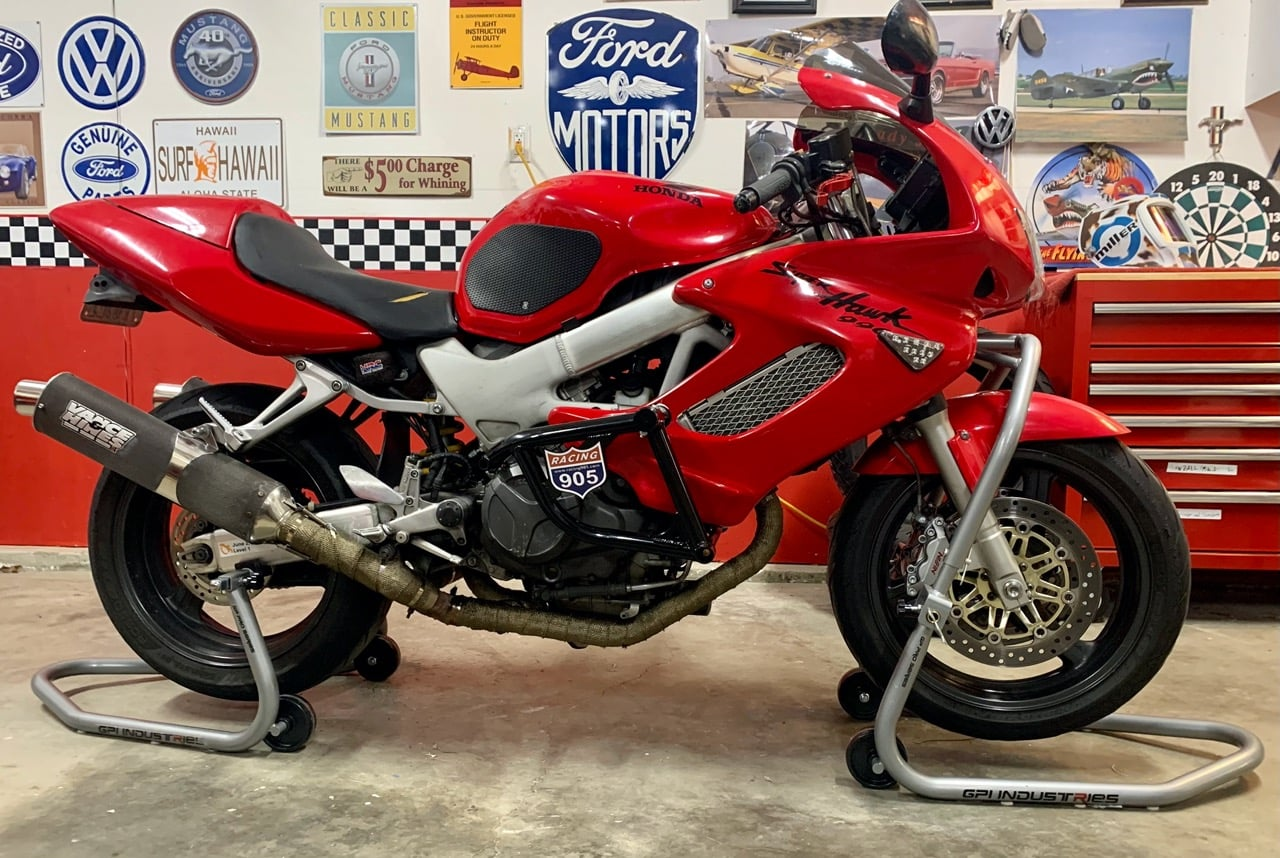 picture of GPI Pro Series Motorcycle Stands