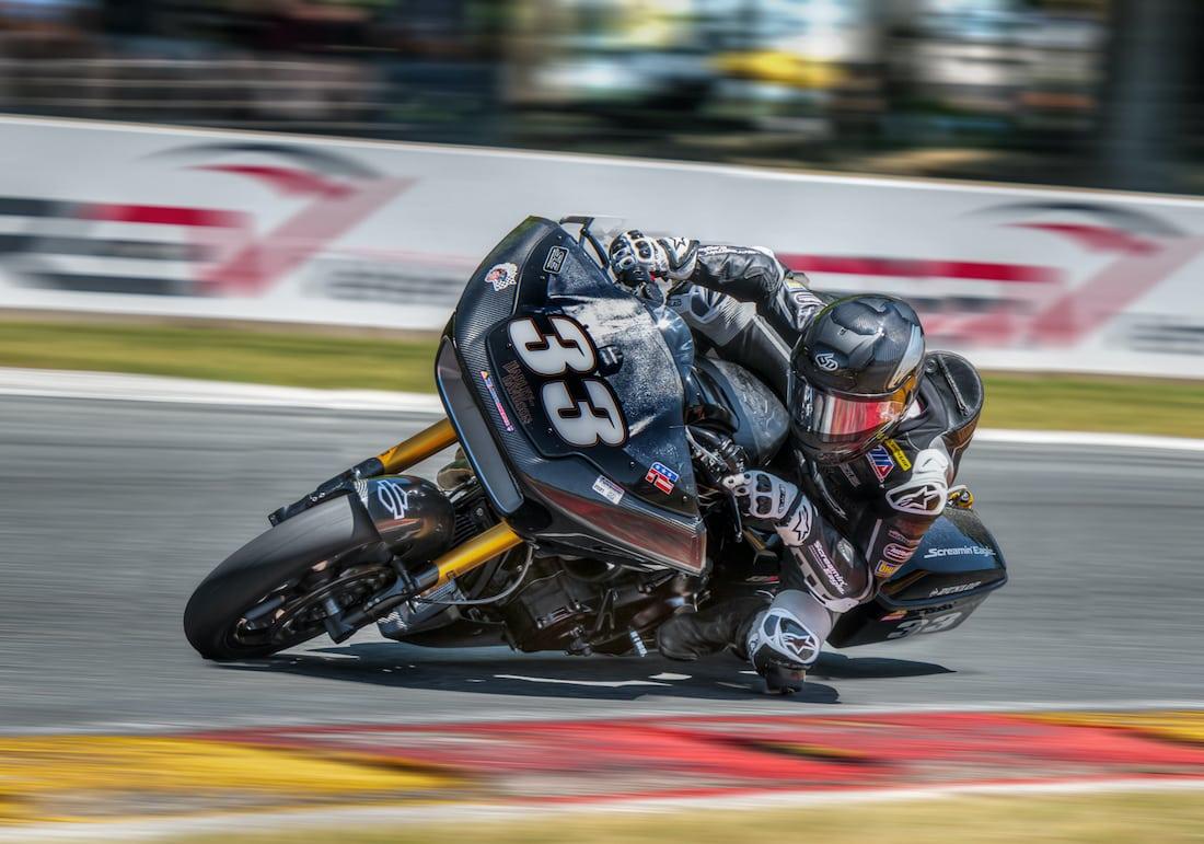 picture of Kyle Wyman Harley-Davidson