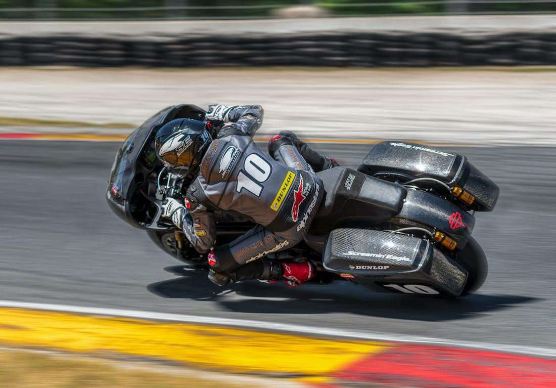 picture of Travis Wyman Harley-Davidson
