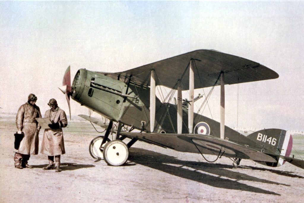 picture of Bristol fighter