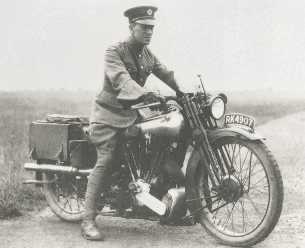 picture of TE Lawrence Brough Superior