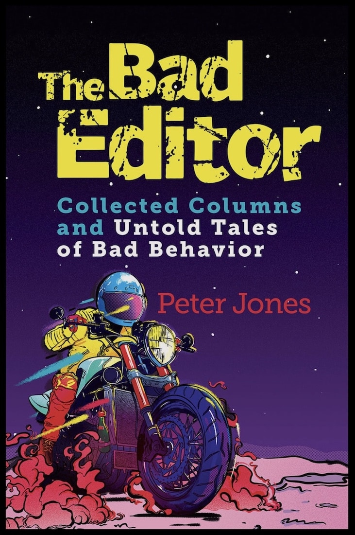 picture of The Bad Editor book