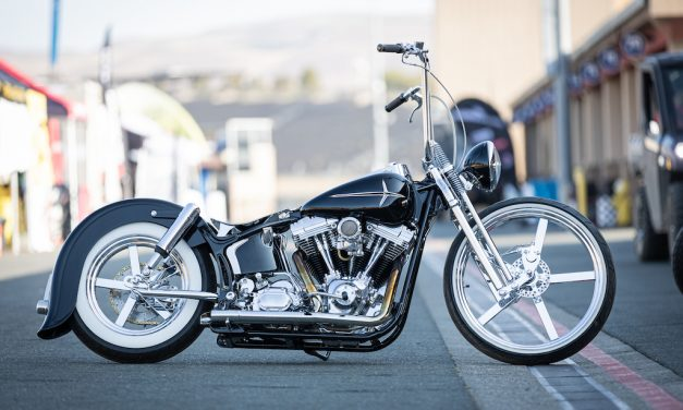 J & P Cycles Ultimate Builder Winners, Round 1