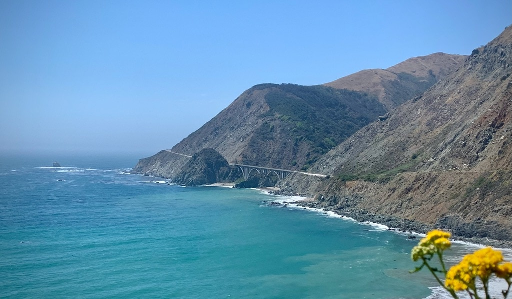 picture of Pacific Coast Highway