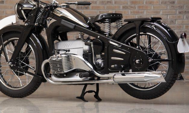 Legendary Bikes: Zündapp K800