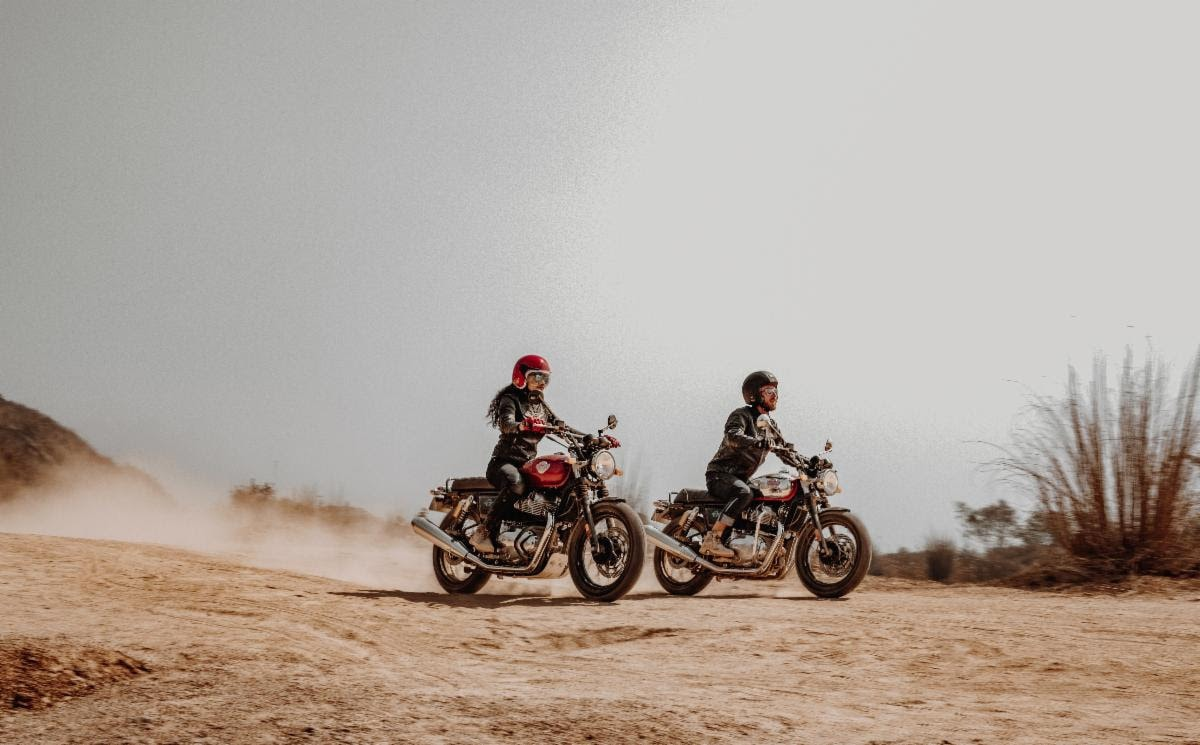 picture of Royal Enfield 650 Twins