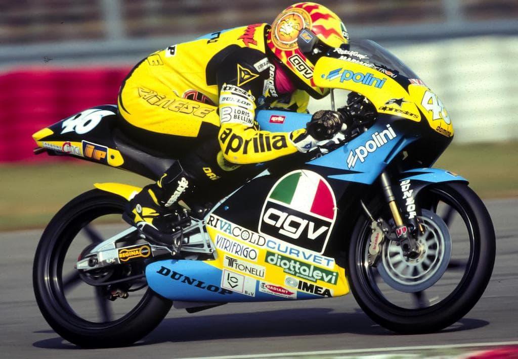 picture of Rossi Aprilia 1996