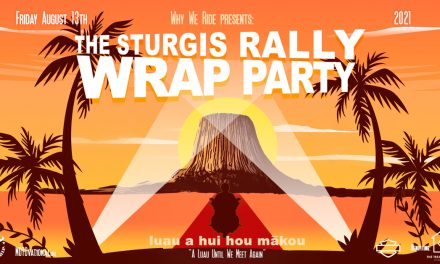 Why We Ride To Party At Sturgis