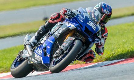 Gagne Clinches 2021 MotoAmerica Superbike Title