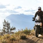 Road and Dirt with a Harley-Davidson Pan America