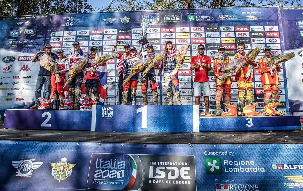 picture of ISDE Enduro Womens