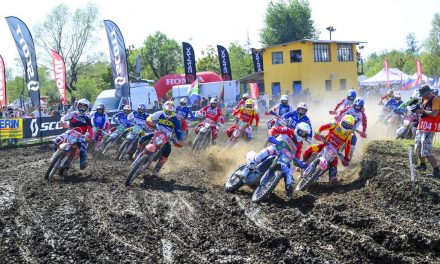 Americans Podium at the 2021 ISDE