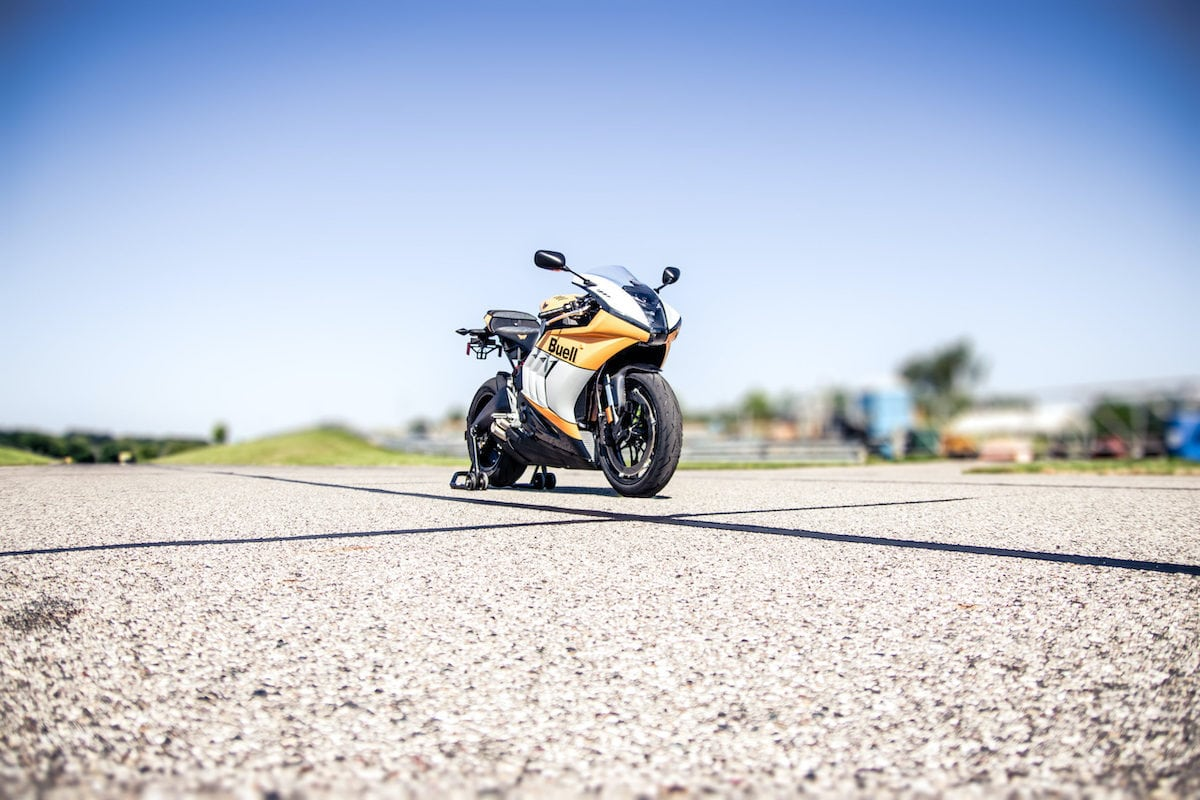 picture of 2022 Buell Hammerhead 1190