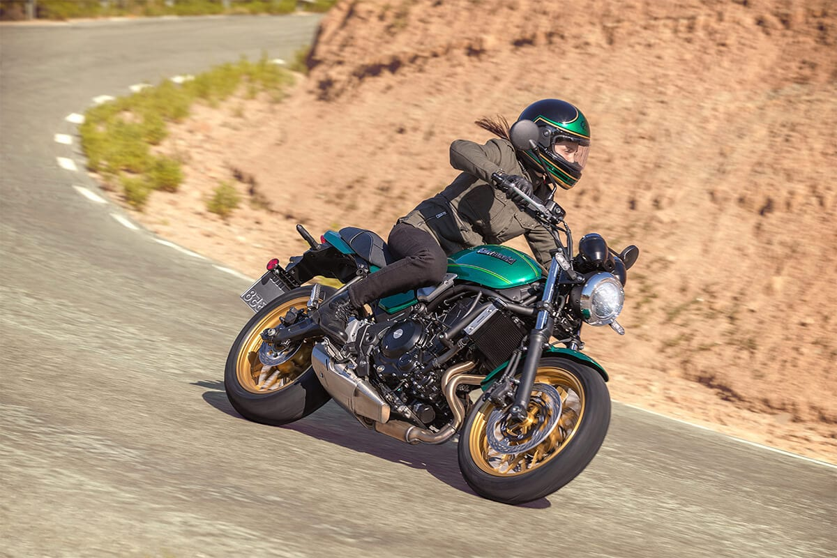 picture of 2022 Kawasaki Z650RS