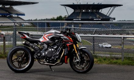 MV Agusta's Beastly Brutale 1000 Nürburgring