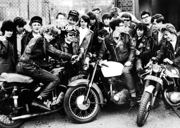 picture of Rockers 1960s BBC
